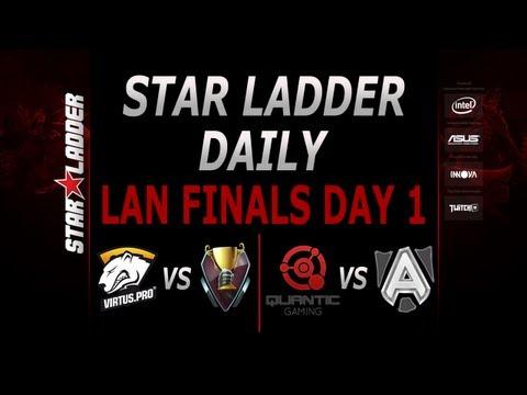Starladder Daily - Lan Finals Day 1