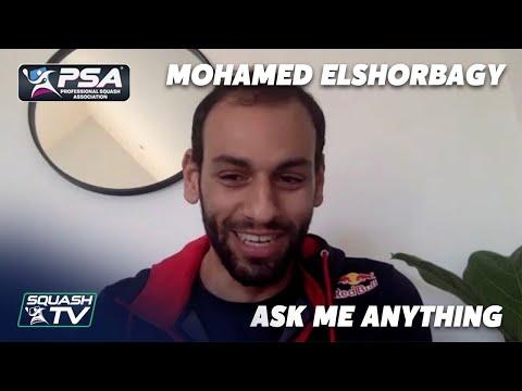 Squash: Mohamed ElShorbagy - Ask Me Anything