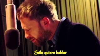 Radiohead - Last flowers- Subtitulada al español - Full HD.