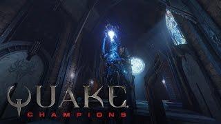 Видео к игре Quake Champions из публикации: Трейлер арены Blood Covenant из Quake Champions