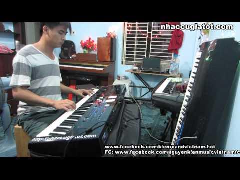 Đàn Organ Mẹ Yêu Con - Nguyễn Kiên Keyboard