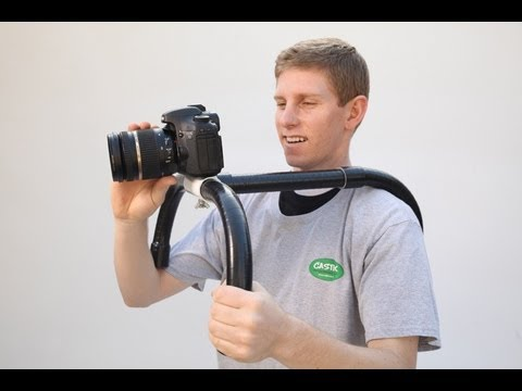 DIY Video Shoulder Rig?  Here's 2 of Them!