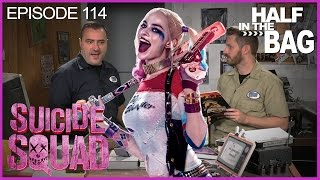 Video Half in the Bag Episode 114: Suicide Squad MP3, 3GP, MP4, WEBM, AVI, FLV Oktober 2018