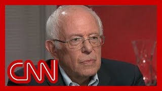 Bernie Sanders explains what hinted at heart attack