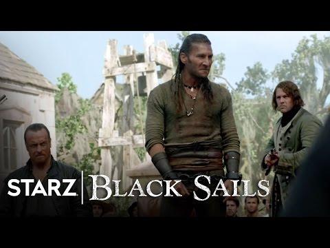 Black Sails | Season 2 Finale Preview | STARZ