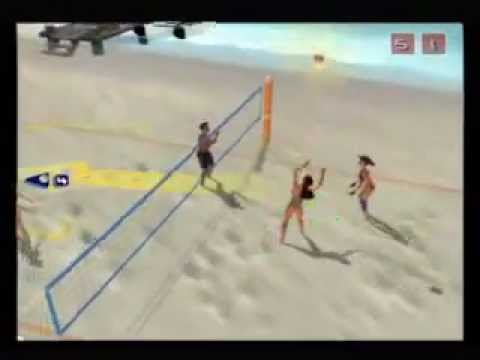 Beach Volleyball : Summer Heat Playstation 2
