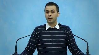 Adrian Amariei – Fugiti de aluatul fariseilor.