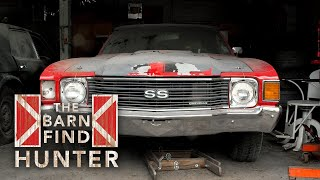 Muscle Car Dreamland in rural Georgia | Barn Find Hunter - Ep. 1
