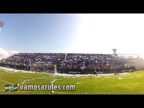 Video - Sale EMELEC!... Recibimiento de la hinchada Emelecista en Manta - Boca del Pozo - Emelec - Ecuador