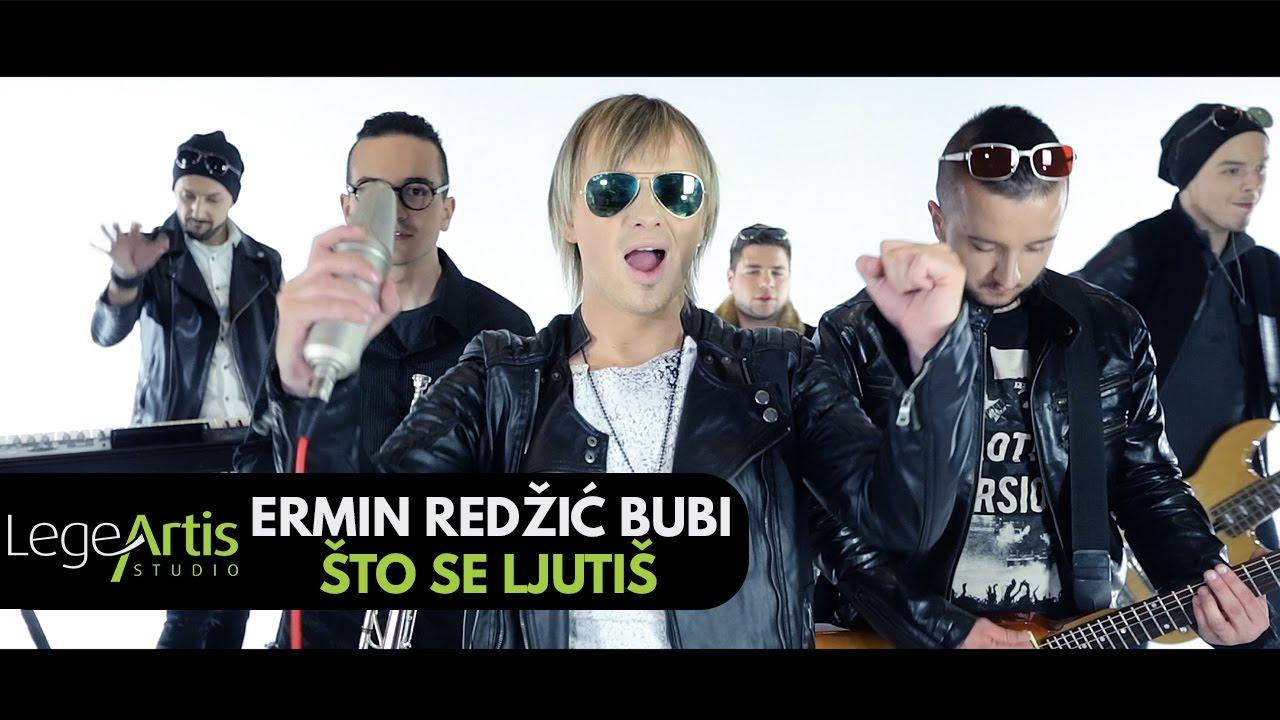 Što se ljutiš – Ermin Redžić Bubi – nova pesma i tv spot