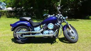 8. 2004 Yamaha V Star 1100