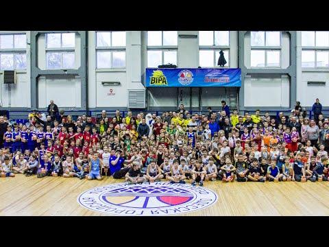 Новогодний фестиваль мини-баскетбола 2019