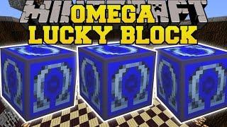 Minecraft: LUCKY BLOCK OMEGA MOD (BIG BOMBY, BOB'S GRANDMA,&GIRLFRIEND!) Mod Showcase