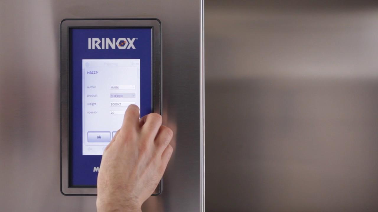 Irinox Multifresh MYA Tutorial - 11 Haccp enregistrement