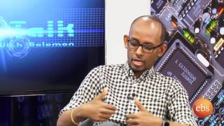 Tech talk with Solomon  Season 7 Ep 9 - Design &Technology with industrial Designer Jomo Tariku part