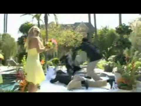 testimone di nozze rovina in modo clamoroso la cerimonia!