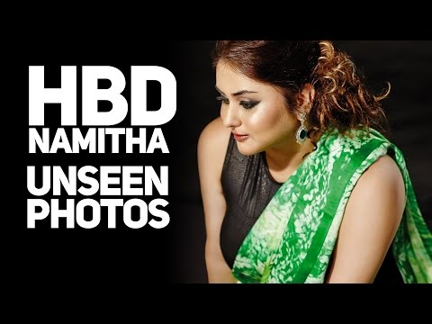 Video Namitha aka Malar for Birthday Special download in MP3, 3GP, MP4, WEBM, AVI, FLV January 2017