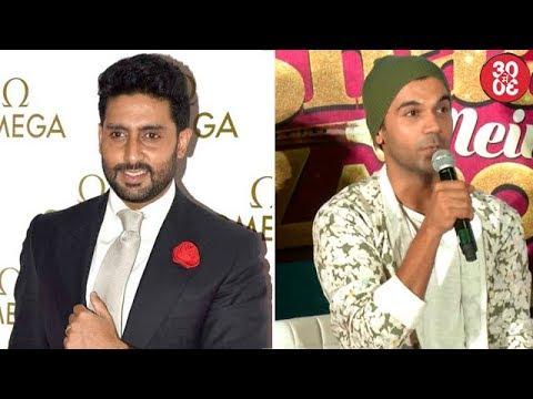 Abhishek Replaces Sushant In 'RAW' | Rajkummar