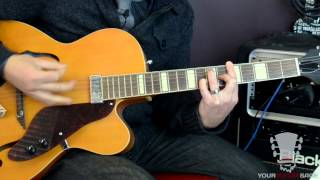 Hell by Squirrel Nut Zippers - How to Play - Guitar Lesson