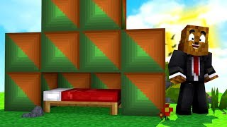 ARMY Lucky Block Bed Wars - Minecraft Modded Minigame | JeromeASF