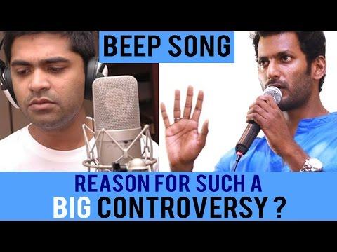 Nadigar Sangam Response about Simbu - Anirudh Beep Song