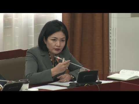 Б.Саранчмэг: Төрөөс Батоникийн цэцэрлэгт хүрээлэнд анхаарал хандуулж, санхүүжилтийг шийдэх хэрэгтэй