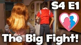 "The Barbie Happy Family Show S4 E1 ""Midge and Alan's Fight"""