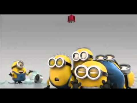 Happy Birthday! - Minions ^_^ (видео)