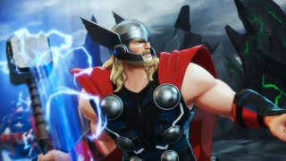 Marvel Ultimate Alliance 3: The Black Order Release and Captain Marvel Announcement by GameTrailers