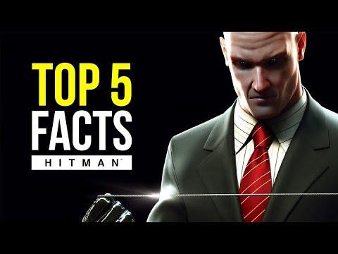 5 Hitman Secrets you don't know