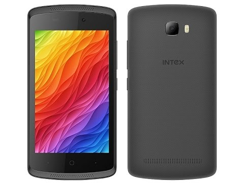 Intex Cloud Gem+ With 4 Inch Display, 3G Support Launched at Rs  3,299