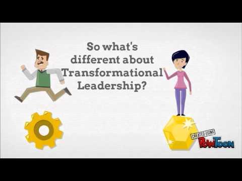 Transactional vs. Transformational Leadership Theory