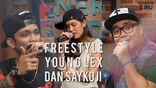 Video YOUNG LEX DAN SAYKOJI FREESTYLE RAP MP3, 3GP, MP4, WEBM, AVI, FLV November 2018