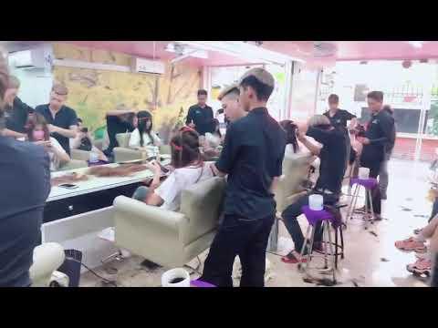 428 Video của Salon chuyến nối tóc Bắc Hugo
