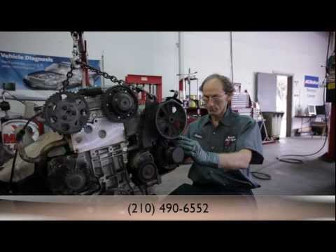 Eurasian Auto Repair - Gordon video