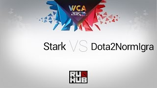 STARK vs D2NI, game 1