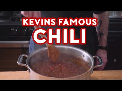 How to Cook Kevin s Famous Chili From The Office