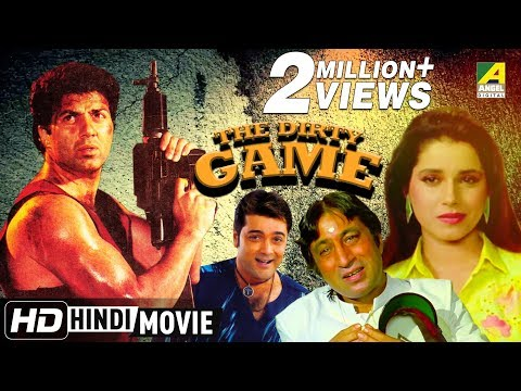 The Dirty Game   New Hindi Action Movie 2018   Sunny Deol