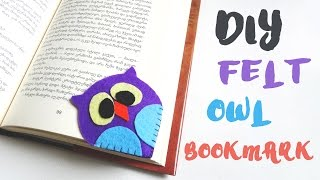 Hello everyone! ♥︎ Today I'll show you How To Make Cute OWL BOOKMARK!For this awesome Do-It-Yourself project you will need only Felt, Scissors, Glue, Needle & Thread. Follow my video instructions and you'll easily make it yourself.LETS GET THIS TO 100 LIKES?! Can we do it??Follow me:✳INSTAGRAM - http://instagram.com/dianatarose✴FACEBOOK - https://www.facebook.com/dianatarose✴TWITTER - https://twitter.com/DianataRose✳My Life Channel - https://goo.gl/bTjqmB✴BLOG - http://dianatarose.blogspot.com/✳PINTEREST - https://www.pinterest.com/DianaTaRose/✴GOOGLE + - https://goo.gl/NYKCeN======================================Get paid sponsors: https://famebit.com/a/DIYwithDianaTaEarn extra money with your channel: https://www.magiclinks.org/rewards/referral/dianataros/======================================Hey, I'm Diana, from Georgia Country. I make videos about DIY projects, MakeUp Transformation, VLogs and basically anything that I love. I hope, that my channel inspiring you and give you some cool ideas, as like you inspiring me for making more and more beautiful videos! ❤======================================For business enquiries: dianatarose@gmail.com