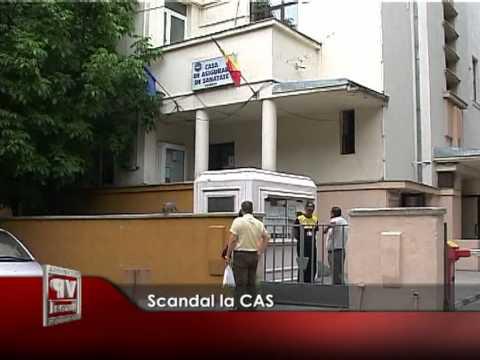 Scandal la CAS