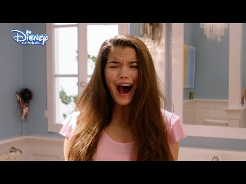 Invisible Sister - Morning Nightmare! - Official Disney Channel UK HD
