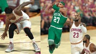NBA 2K17 My Career - Green Releases! Shumpert