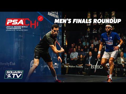 Squash: PSA World Championships 2020-21 - Men's Final Roundup