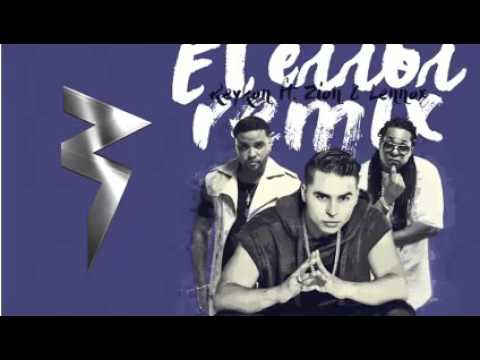 Reykon - El Error (Remix) ft. Zion & Lennox
