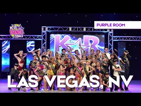2017 KAR Las Vegas Nationals // Title Opening Number - Purple Room [Las Vegas, NV]