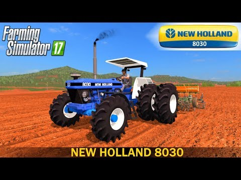 New Holland 8030 v1.0