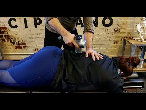 HERNIATED DISK, Low Back PAIN, SCIATICA *RELIEF* with Y-Strap Adjustment