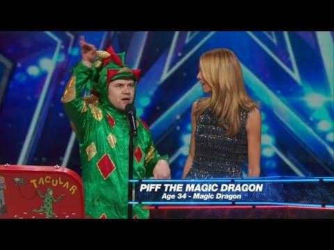 Piff The Magic Dragon Stacey