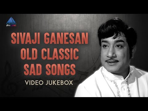 Video Sivaji Ganesan Old Classic Sad Songs | Video Jukebox | Tamil Movie Songs | TM Soundararajan | MSV download in MP3, 3GP, MP4, WEBM, AVI, FLV January 2017