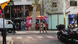 Video Les premières images de Barcelone après l'attaque près de la place de Catalogne MP3, 3GP, MP4, WEBM, AVI, FLV Agustus 2017
